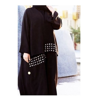 High Quality Islamic Women Clothing Abaya 2018 Dubai Muslim Baju/Kimono