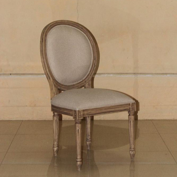 French Furniture Inbdonesia - Dining Chair Mahogany Wood