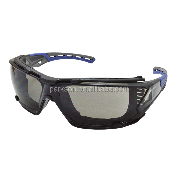 bea18cd4d8a PARKSON SAFETY Taiwan Trendy Safety Glasses Wide Vision Protection ANSI Z87  CE EN166 SS-5626
