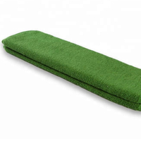 Bali Factory Supply Cheap Green 100% Cotton 40x70 cm Hotel Hand Towel