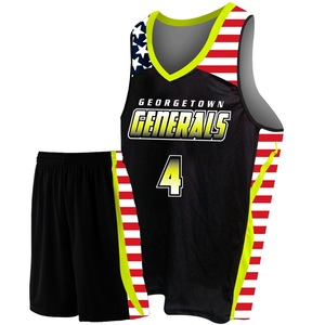 Customized Basketball jersey Uniforms
