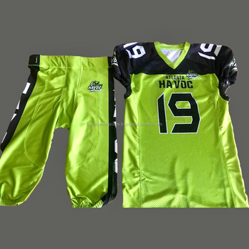 Custom Made American Football Uniform, Spandex panels Football uniforms, American Football Jersey and pant