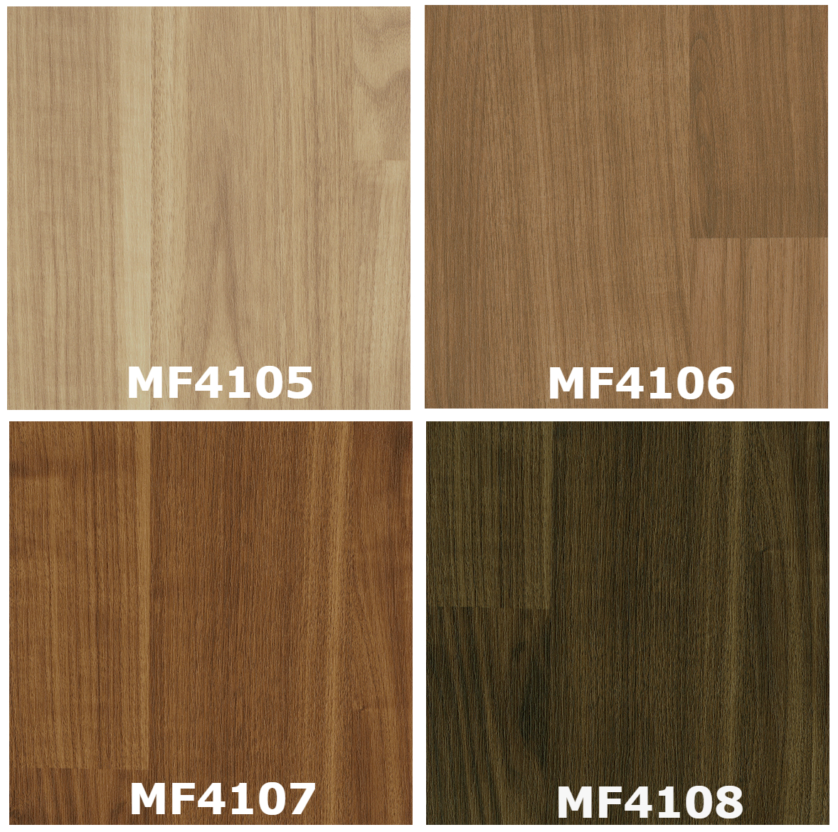 MF4105 - MF4108, 4 Color Available, Sincol PVC Laminate Flooring, Free Sample