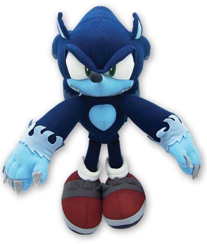 Buy Ge Animation Great Eastern Ge 52631 Sonic The Hedgehog Super Shadow Stuffed Plush 12 In Cheap Price On Alibaba Com