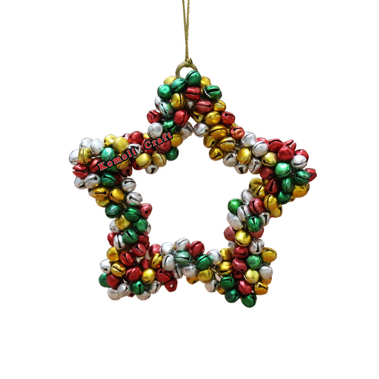 2020 Christmas Bell Ornament Wholesale Christmas Ornaments 2020 Metal Jingle Bells Heart   Buy