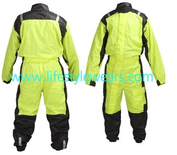 water proof rain suit go kart suit one piece rain suits go kart suits for kids polyester rain suits rain suit for men