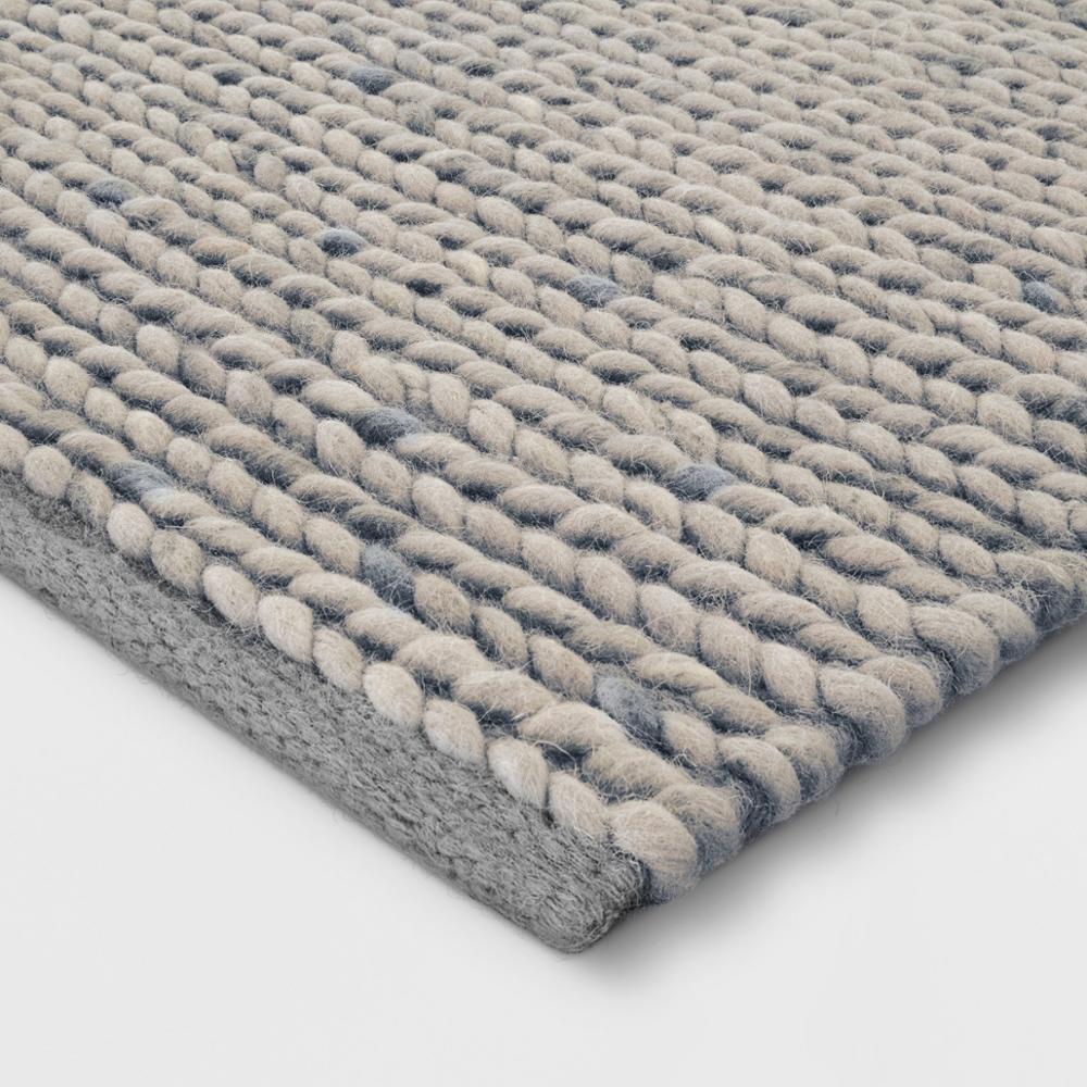 Braided Rug Woolen 100 Wool