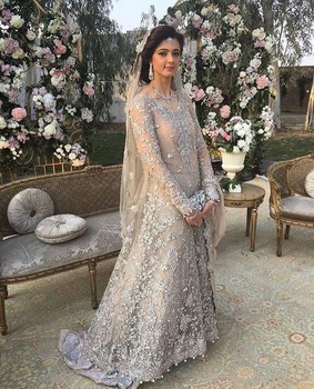 5089f7010f Beautiful walima dresses Latest bridal dresses 2018 in Pakistan, best  collection of walima dresses 2017