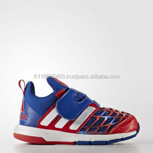 New Fashionable Comfortable Adidas Marvel Spider-Man Shoes For Kids Children