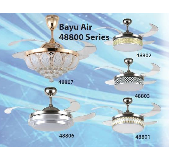 Bayu Air Ceiling Fan 4 Blades