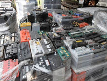 Lead-Acid Battery Scrap /used drained lead acid batteries scrap