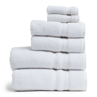 100% Cotton White Color 70*140 Bath Towels For Hotelcotton towel