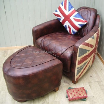 Incredible Antique Union Jack Leather Chair Buy Antique Union Jack Leather Chair Leather Club Chair Black Antique Dining Chairs Product On Alibaba Com Ncnpc Chair Design For Home Ncnpcorg