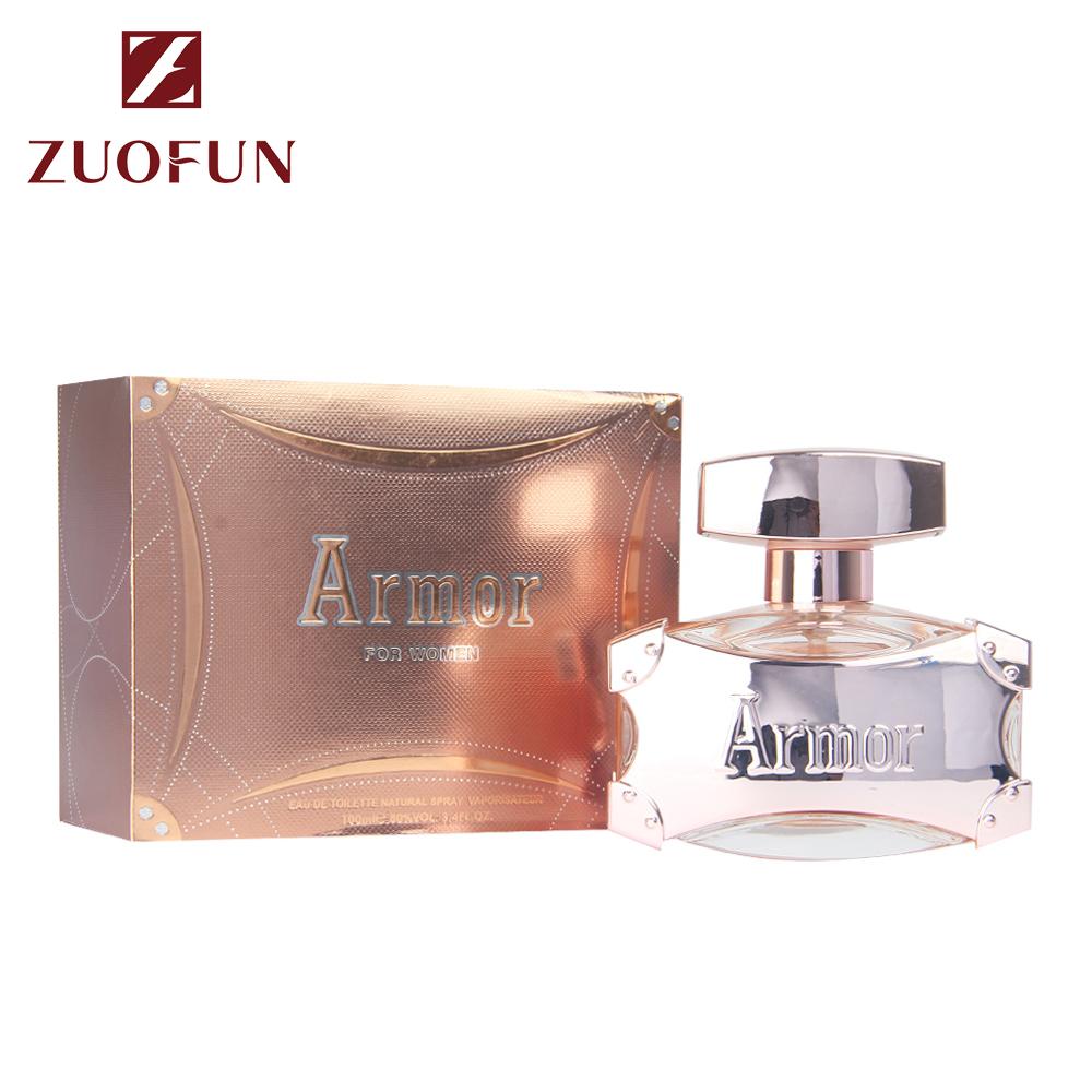 Zuofun New Brand Wholesale Design Your Own Women Use Armor Elegance Eau De Parfum Oem