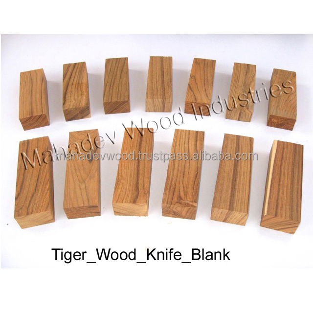 Fine Quality Wood Knife Block Size, Knife Blocks and Scales Manufacturer, Knife Handle Wood