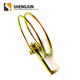 Super quality double wire retain rope clip