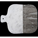 White Grey Marble Cutting Board