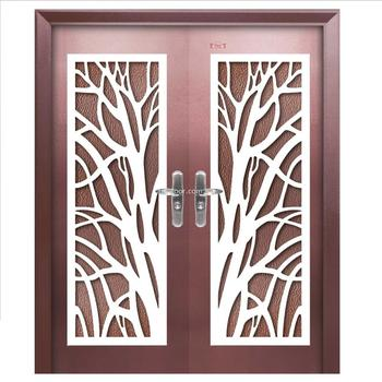 Hot Selling Art Design Security Door Made From Malaysia Buy Unique