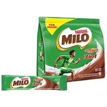 3 in 1 Nestle <span class=keywords><strong>Milo</strong></span> merken Instant Chocolade Poeder Cacao <span class=keywords><strong>Drinken</strong></span> Maleisië