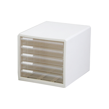 Anese Shallow Five Stage Plastic Drawer Storage Cabinets View Astage Product Details From Co Ltd On