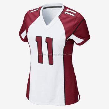 Top quality 2018 latest football uniform design wholesale women soccer  jersey e13009f94e