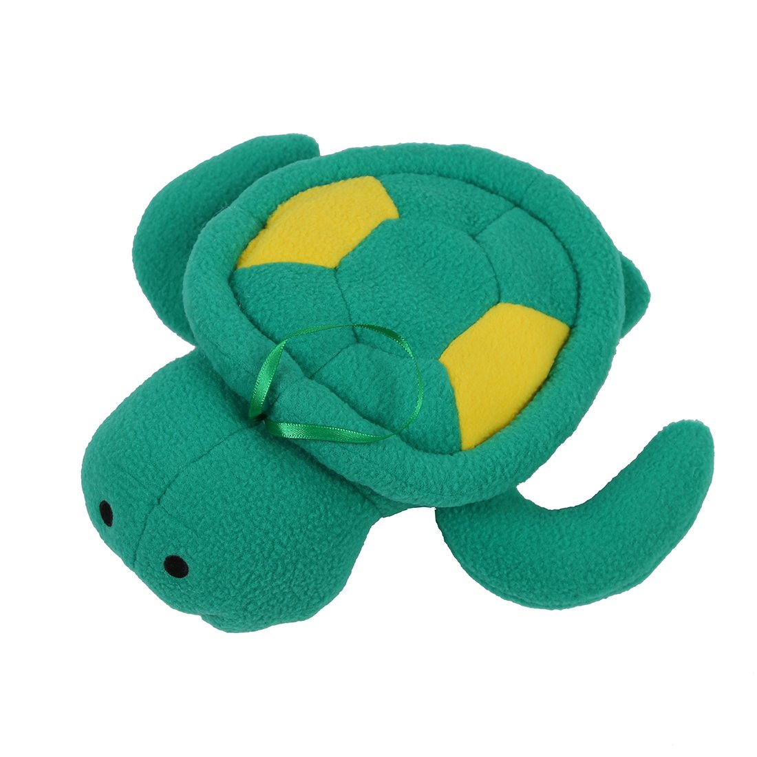 SODIAL(R) Baby Animal Holder Storage Bag Pouch Cover for Milk Bottle(Green Turtle)