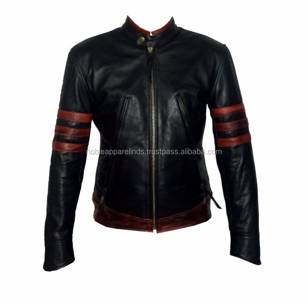 2017 Pakistan OEM Clothing Manufacturers Winter Men and Women Flight Genuine Pure Leather Jacket