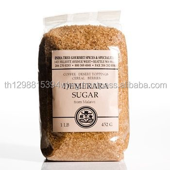 Thai Refined Cane Sugar Icumsa45 / Refined White/Brown Sugar