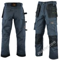 Mens Cargo Work Pants with Holster Pockets