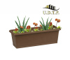 Popular Plastic Plant Pot decorative Flower Pot 10 liter 1 usd best price
