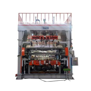 Multitasking Available IMG(in-mold-graining) Vacuum Forming Machine