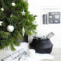 Wholesale Christmas tree planter seagrass/ storage seagrass baskets