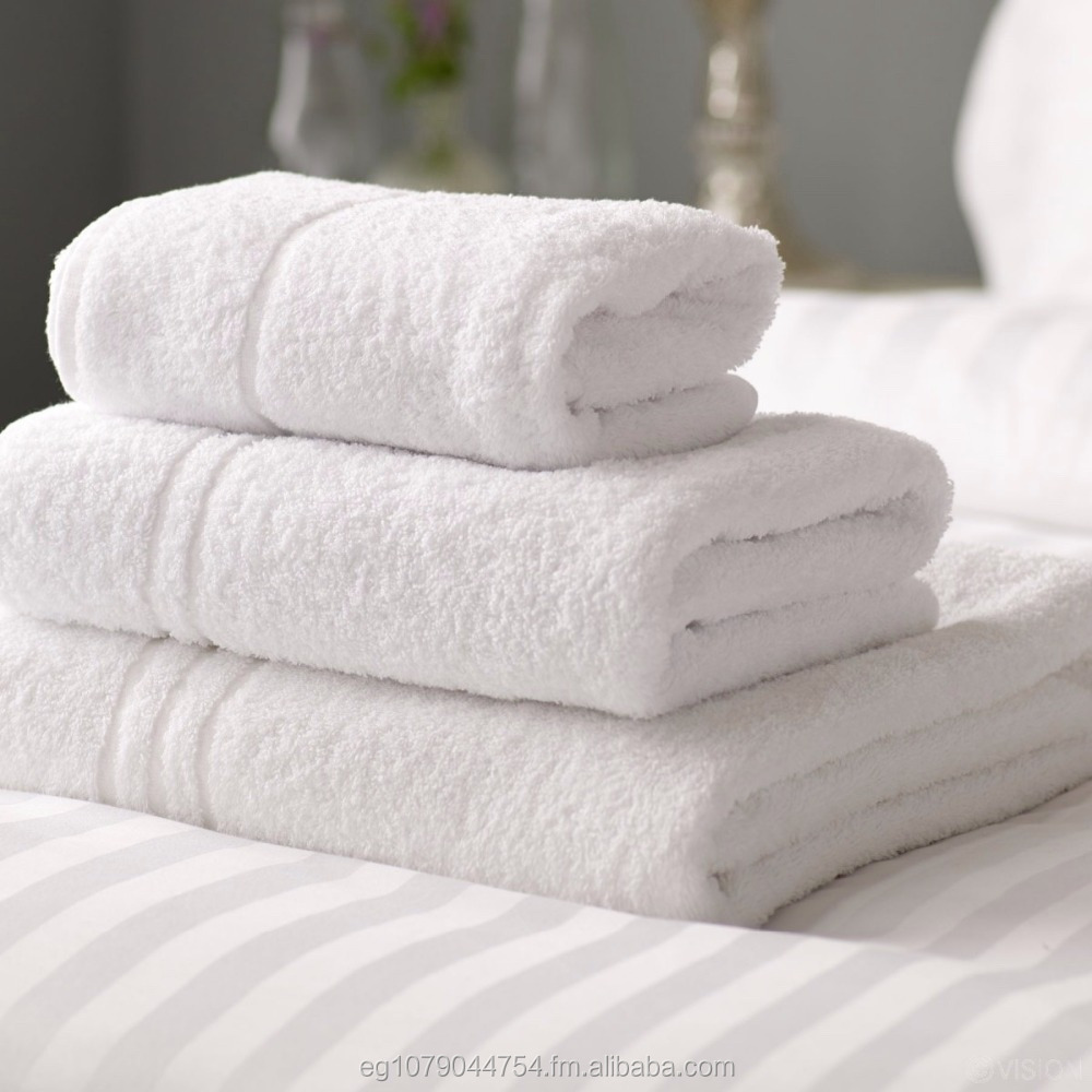 100 Cotton Made In Egypt High Quality Hand Towelbath Towel