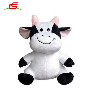Wholesale high quality soft stuffed animals toys singing dancing plush cow