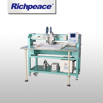 High-quality  Richpeace Computerized Sequin Motif Machine