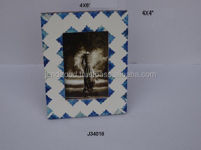 Cadre photo Cuivre Aluminium 4x6