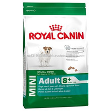 Quality Royal Canin Mini Adult 8+ Dry Dog Food From France