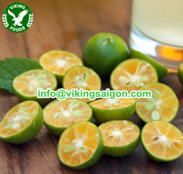 FRESH CALAMANSI FRUIT// CALAMANSI JUICE_FROM VIETNAM