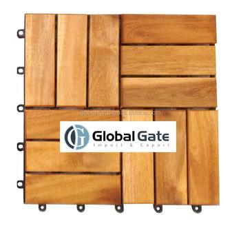 Garden Application And Wood-plastic Composite Flooring Technics Wpc