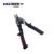 CALIBRE Hand Tools 250mm Aviation Tin Snips With Rubber Handle - Left Hand Cut