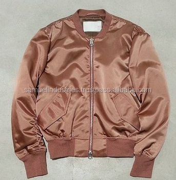 1dd69f8f4 Ma 1 Flight Jacket Women Fashion Quilted Metallic Bomber Jacket\women's  Wholesale Plain Lightweight Bomber Jacket - Buy Women Wholesale Custom  Quilted ...