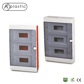 36 way flush mounted surface mounted gang fuse box electrical rh alibaba com fused electrical junction box fused trailer junction box