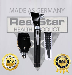 Fiber Optic Mini Otoscope