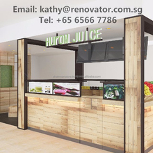 f&b outlet/ Kiosk/ coffee shop Design and Renovation Service