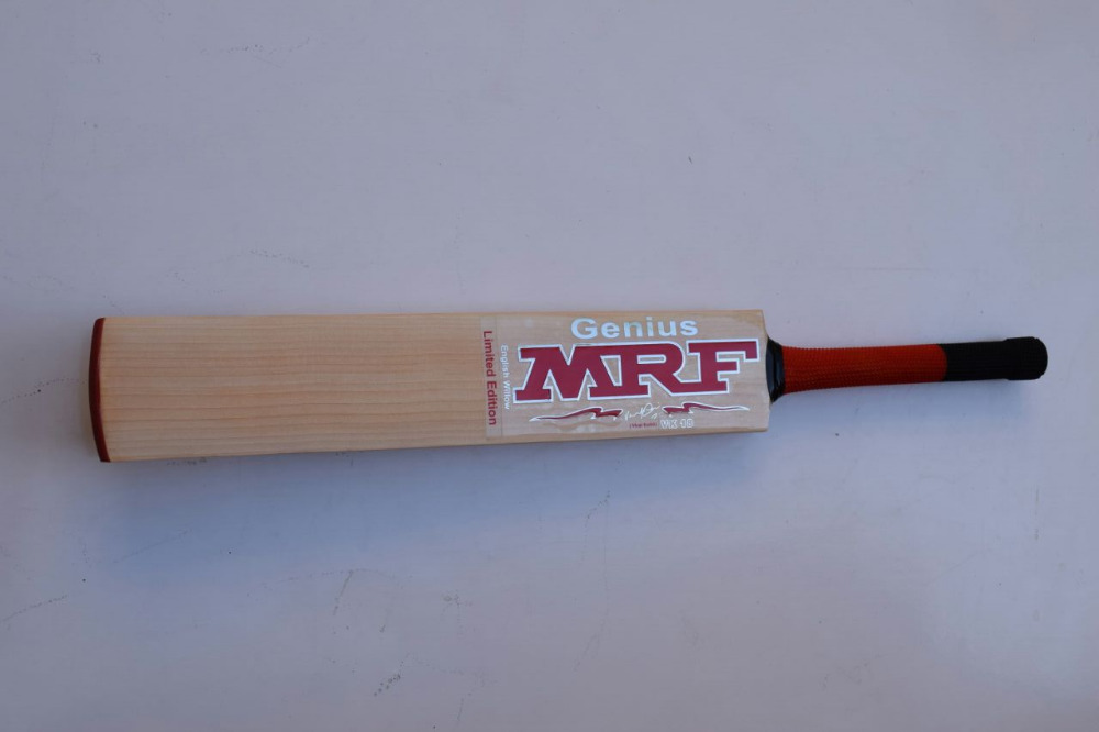 MRF English Willow Limited Edition Cricket Bat