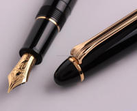 Fountain pen with accumulated tradition and best technology