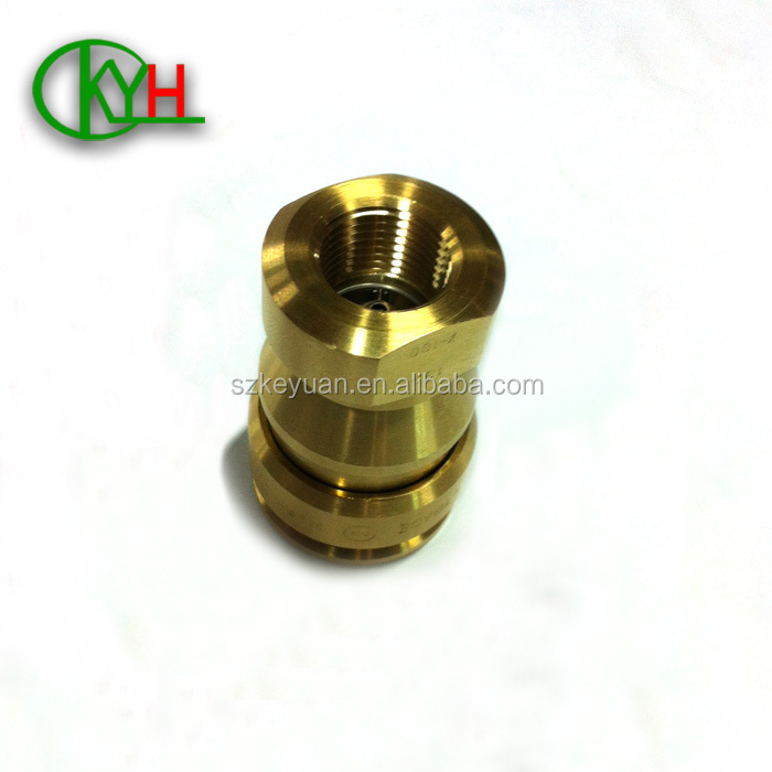 CNC Machined Precision Plastic Injection Mold Parts