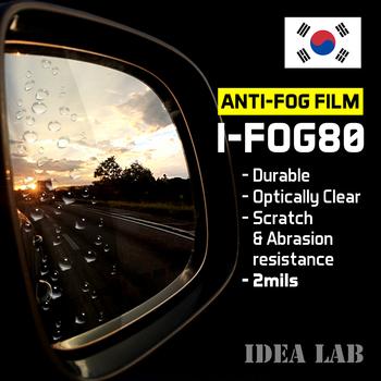 Anti Fog Film For Car Bathroom Mirror Buy Smart Film For Car
