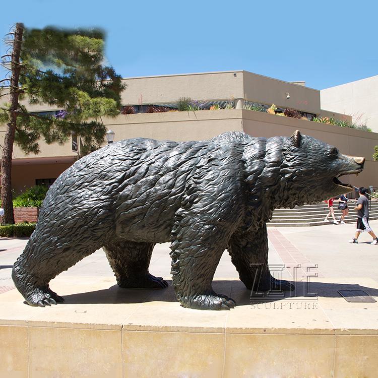 картинки скульптур медведя вацлаву