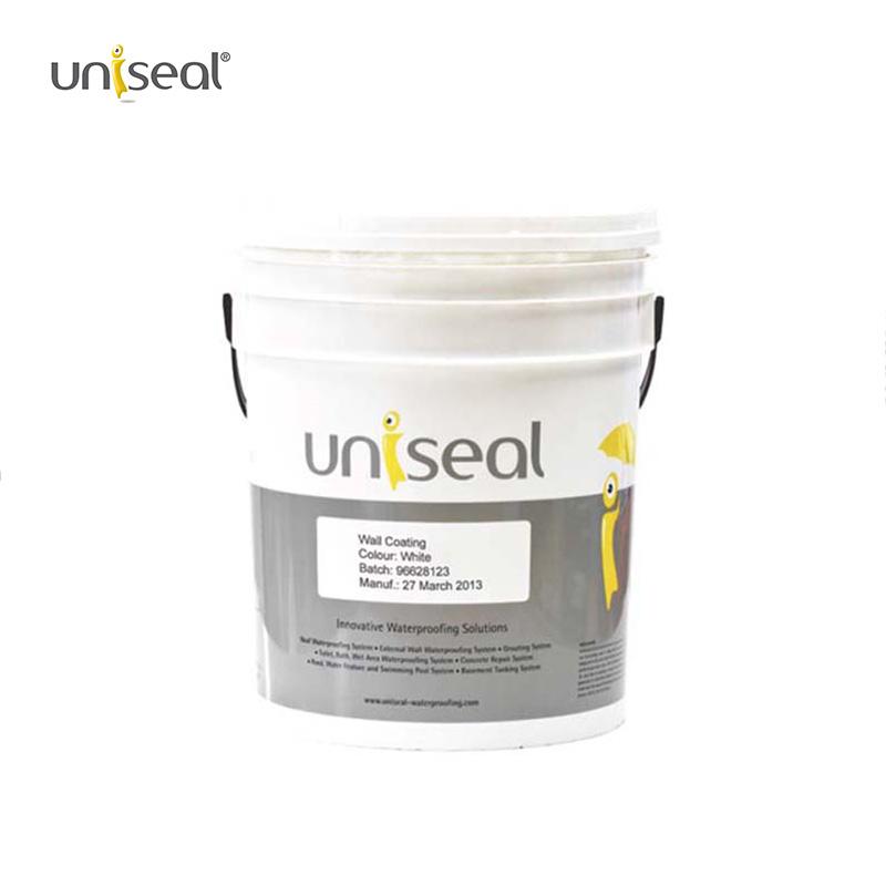 Water Based Colorful Polyurethane Waterproof Coating Liquid